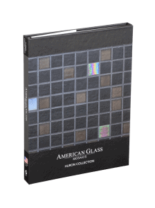 Architectural Folder for American Glass Mosais