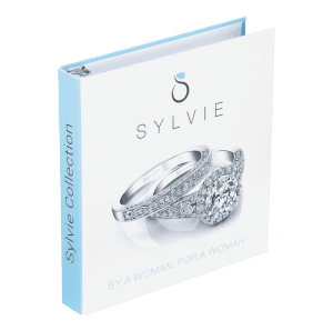 Sylvie collection binder cover