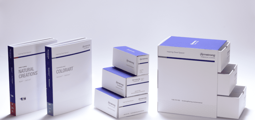 Armstrong Architectural Folder and Boxes