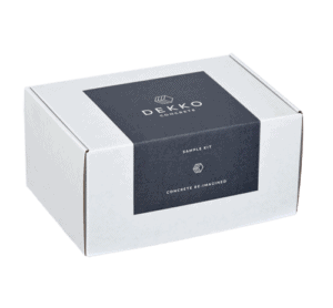 Dekko Concrete Sample Box